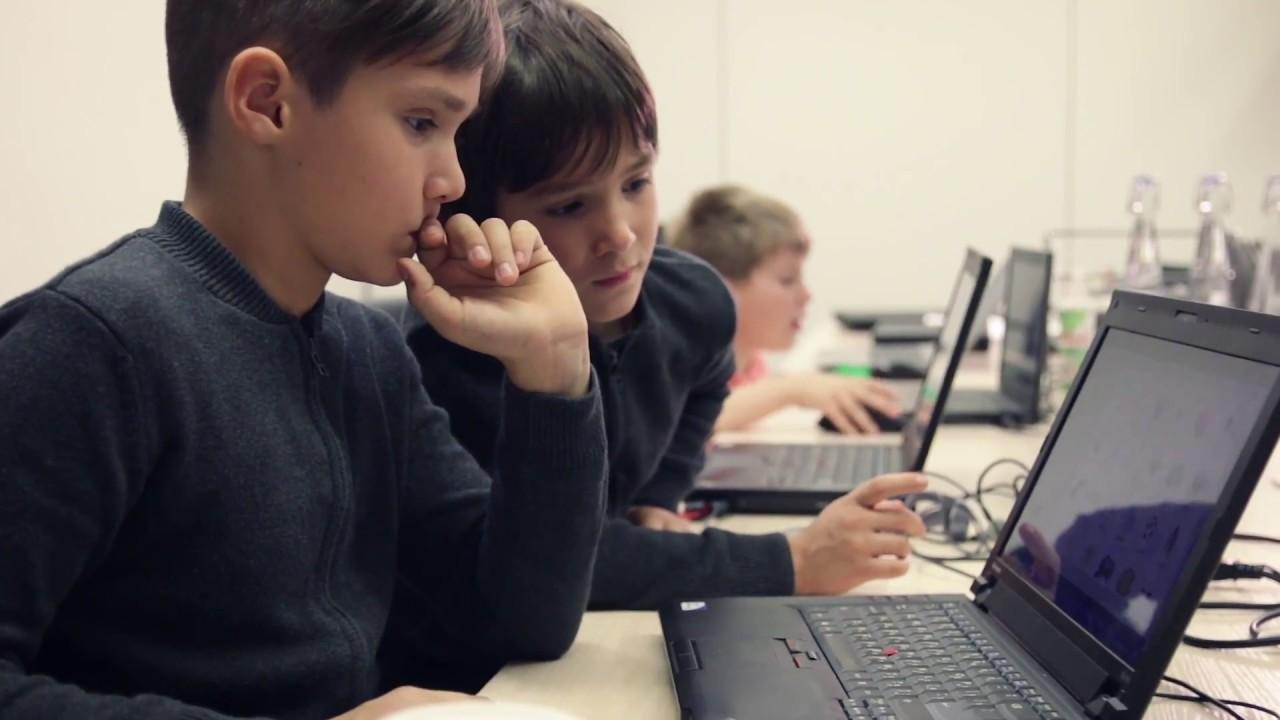 Курсы по программированию для детей