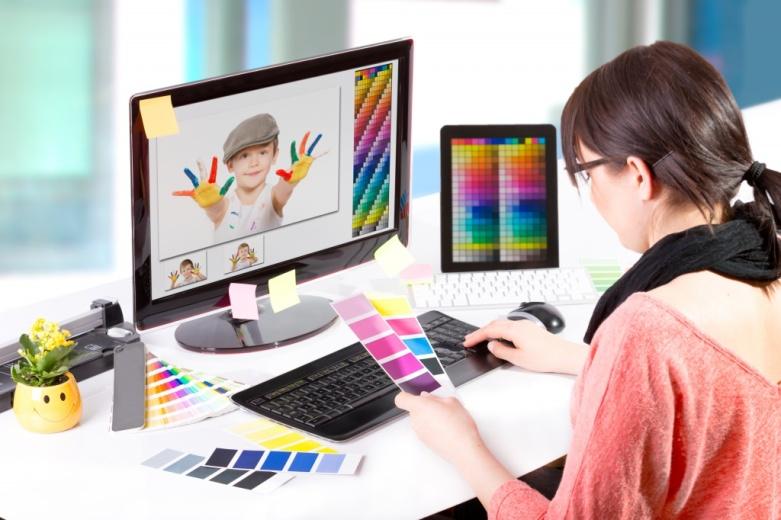 Курс Графический дизайн для детей в Днепре